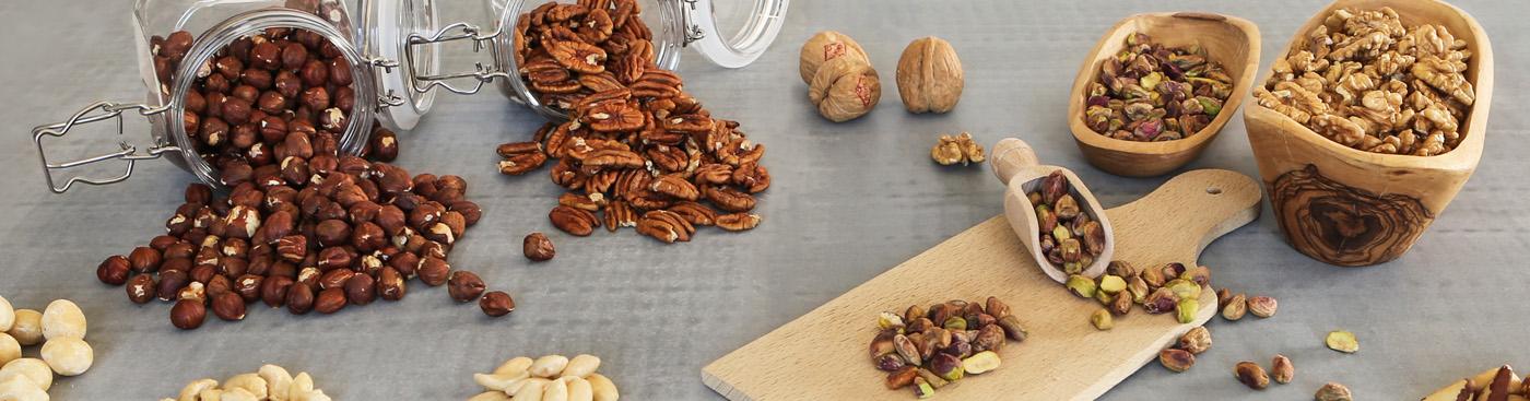 Macadamia noten - Niet biologisch - gebrand