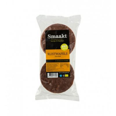Rijstwafels Choco Bio (100 gram)