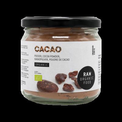 Cacao Poeder Raw Bio (100 gram)