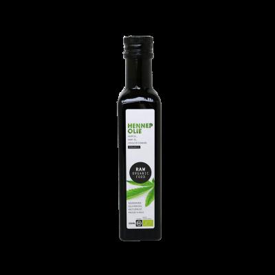 Hennepolie Raw Bio (250 ml)