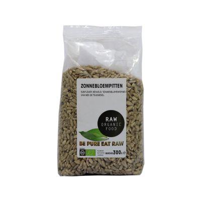Zonnebloempitten Raw Bio (300 gr)