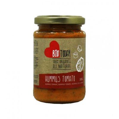 Hummus Tomaat Bio (185 gr)