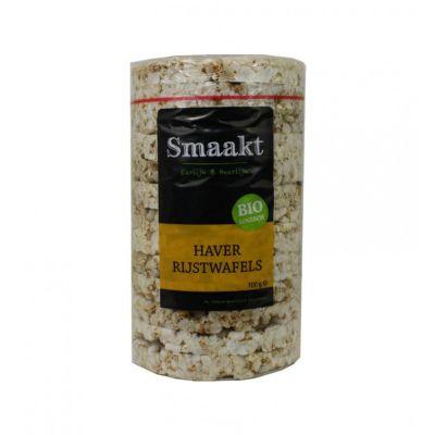 Rijstwafels Haver Bio (100 gram)