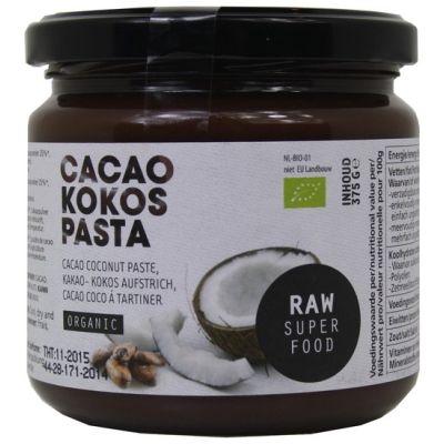 Cacao Kokos Pasta Raw Bio (375 gr)