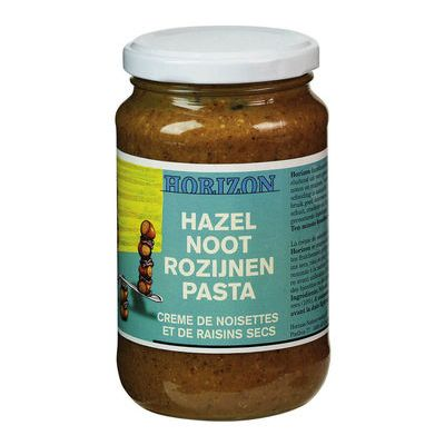 Hazelnoot Rozijnen Pasta (350 gram)