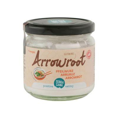 Arrowroot poeder (Biologische) 200 gram