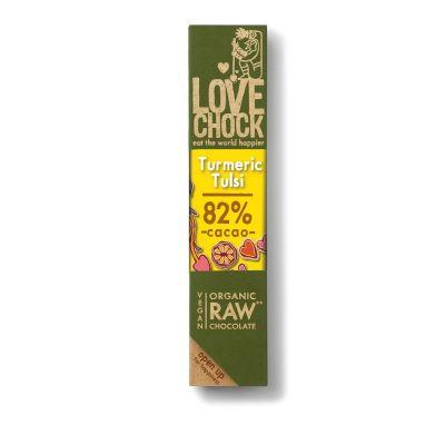 Lovechock Turmeric Tulsi 82%