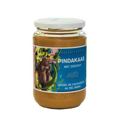 Pindakaas Bio MZ (650 gram)