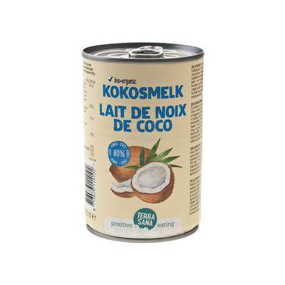 Kokosmelk Puur Bio (400 ml)