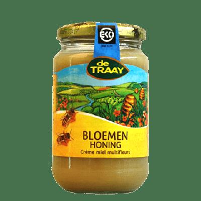 Bloemen Honing Creme Biologische (900 gram)