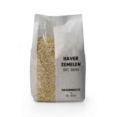 De Halm Haverzemelen (500 gram)