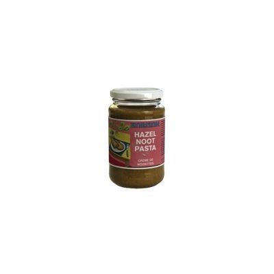 Hazelnootpasta Bio (350 gram)