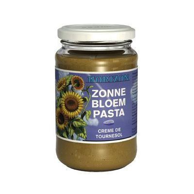 Zonnebloempasta Bio (350 gram)