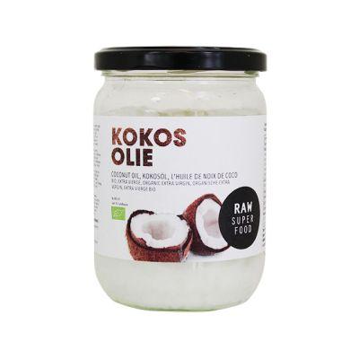 Kokosolie Extra Virgin Raw Bio (400 gr)