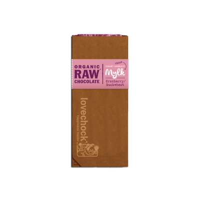 Lovechock Mylk Cranberry & Buckwheat