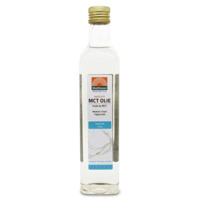 MCT olie (500 ml)