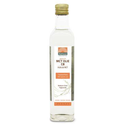 MCT olie C8 (500 ml)500