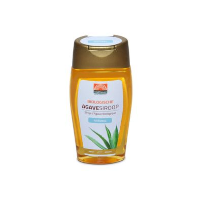 Agavesiroop Naturel Bio (250 ml)