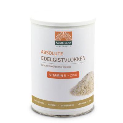 Edelgistvlokken Vitamine B12 + Zink (200 gram)