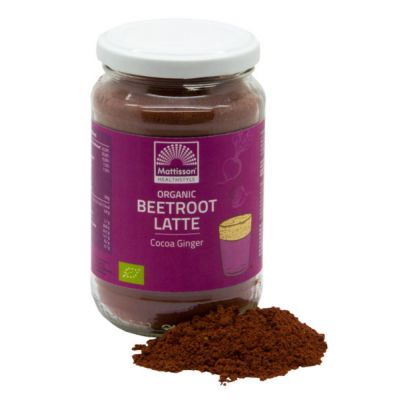 Beetroot Latte Gember Cacao