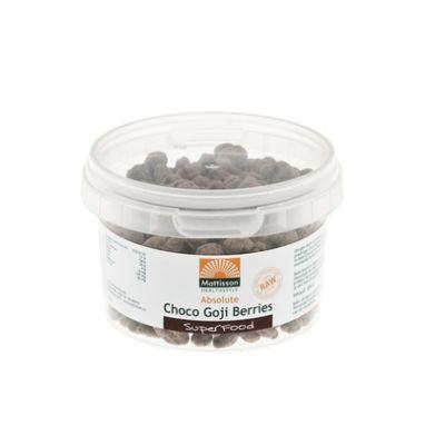 Choco Goji Bessen Bio Raw (200 gram)