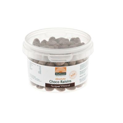 Choco Raisins Raw (200 gram)