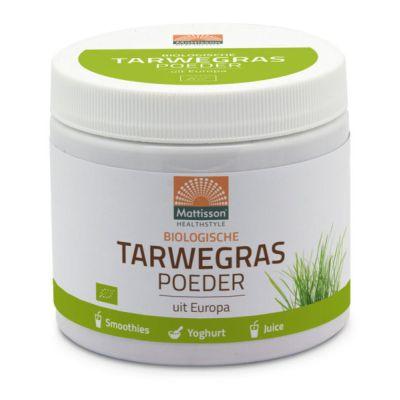 Tarwegras Poeder Bio (125 gram)