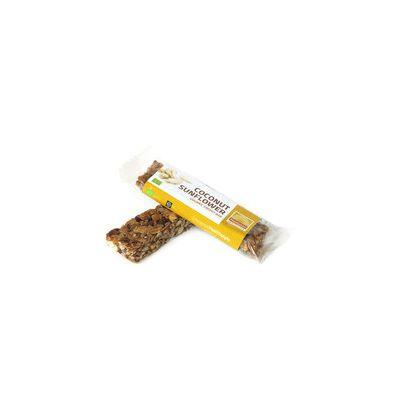 Organic Energy Bar Coconut Sunflower