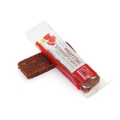 Protein Strawberry Organic Vegan Bar