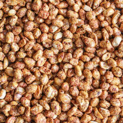Honey Pepper Pinda's