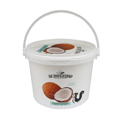Kokosolie Geurloos Biologische (2000 ml)