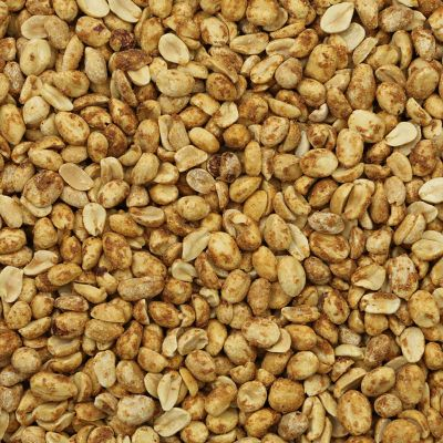 Dry Roasted Pinda's