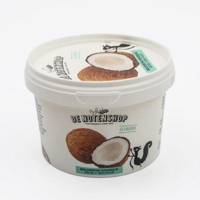 Kokosolie Geurloos Biologische (500 ml)