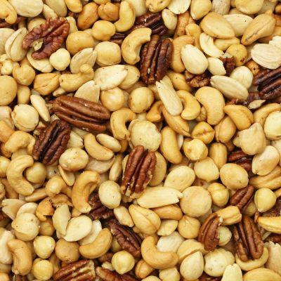 Macadamia Notenmix Gebrand Ongezouten